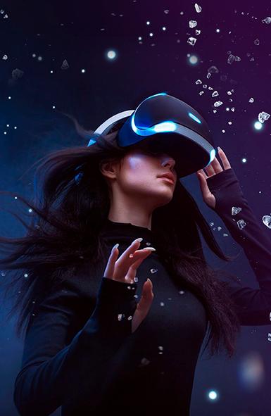 Virtual Electronics